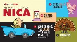 20 ways to speak Nicaraguan Spanish slang