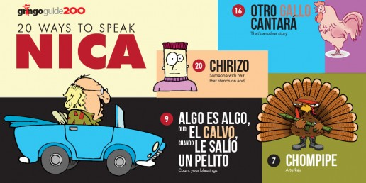 20 ways to speak Nicaraguan Spanish slang