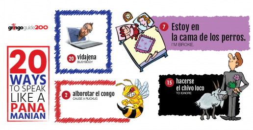 20 ways to speak Panamanian Spanish